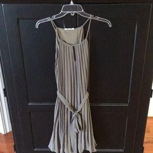 Alythea tan dress